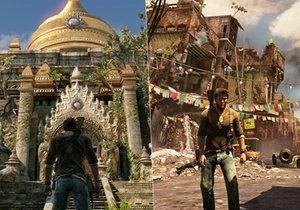 Uncharted: The Nathan Drake's Collection je kolekcí skvělé zábavy a nezapomenutelných herních zážitků. Vážně.