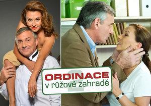 Dana Morávková a Jan Čenský slaví 10. výročí Ordinace.