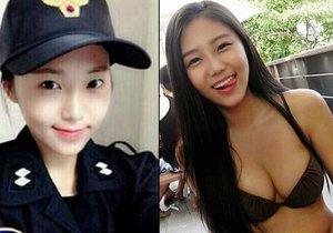 Nejvíc sexy policistka světa: Bývalá modelka vyměnila bikini za odznak a uniformu