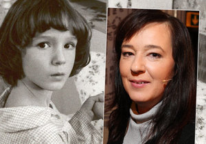 Bývalá dětská hvězda Žaneta Fuchsová má problémy s exekucemi.