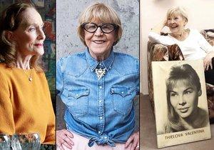 Slavné dámy v letech. Už dávno pobírají důchod, ale přesto vypadají skvěle a budují kariéru