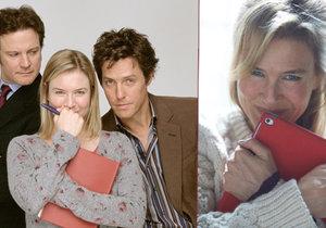 Renée Zellweger se vrací do své nejslavnější role! Tentokrát však Bridget už nebude baculka.