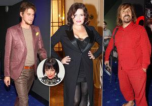 Co Františka říká na tyto outfity?