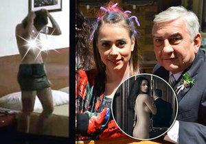 Takhle Donutilovu sestřičku z Doktora Martina neznáte: Nahá Gabriela Marcinková!