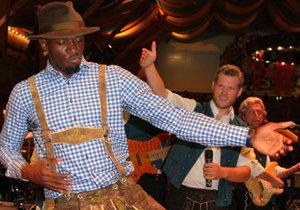 Celebrity řádily na letošním Oktoberfestu.