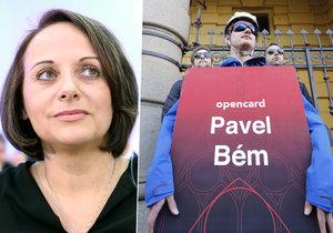 Primátorka Krnáčová chce, aby se Praha domáhala odškodnění za opencard