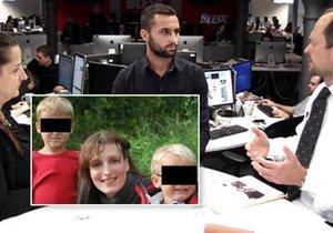 Duel o Michalákových: Dětem je líp, dřív strádaly. Ne, je to násilné odtržení