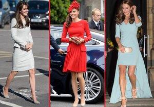 Kate Middleton je módní ikona