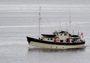 Čínská policie zadržela muže podezřelého z vraždy pěti rybářů. (Ilustrační foto)