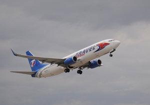 Travel Service měl potíže s přistáním v Emirátech. 150 cestujících ale vyvázlo