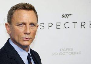 Daniel Craig v bondovce Spectre