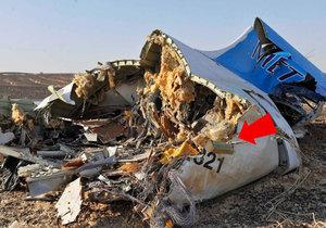 Rusko i Egypt už znají totožnost atentátníka.