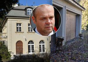 Krejčířova vila je prodaná.