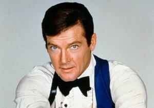 Roger Moore v bondovce Žít a nechat zemřít (1973)