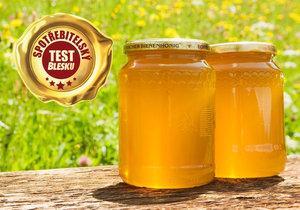 Blesk pro vás otestoval různé značky medu.