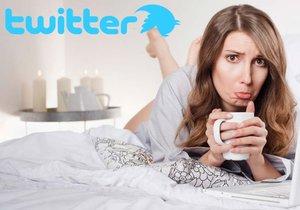 Twitter postihl půlhodinový výpadek.