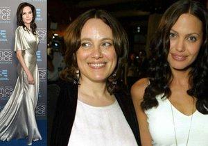 Angelina Jolie je v přechodu a prý to miluje.