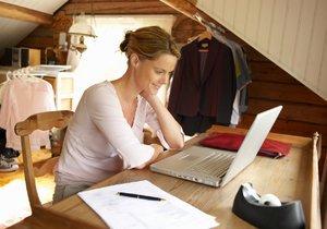 Pracovat z domova neznamená flákat se! Větší flexibilitu v práci by přivítaly dvě třetiny dotázaných.