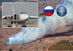 21 varování za 5 minut: Ruský pilot nás ignoroval, odmítá vinu Turecko