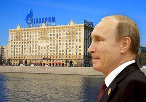 Rusko přestalo dodávat plyn na Ukrajinu. Může to prý ovlivnit i tranzit dál do Evropy.