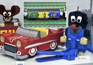 Největší herna pro děti v zemi zaměřená na stavebnici Lego