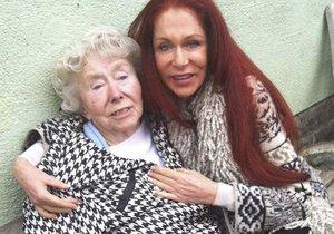 Blanka Matragi přišla o milovanou maminku.
