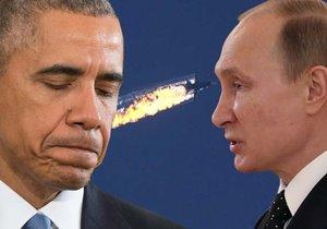 Putin zaútočil na Američany: Dali jste Turkům údaje o našich letadlech