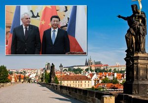 Do čeho investují Číňané v Česku?