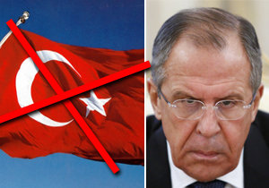 Moskva ruší bezvízový styk s Tureckem: Budeme se bránit vojensky, hrozí Rusové