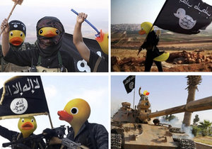 ISIS a kačenky