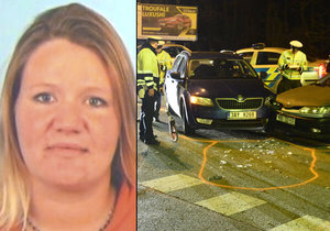 Pobodala řidiče z Prahy tato žena? Policie po ní pátrá.