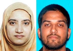 Syed Farook s partnerkou Tashfeen Malik povraždili 14 lidí.