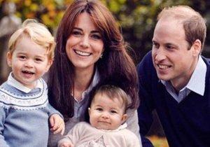 Mladá královská rodina se těší na první Vánoce ve čtyřech