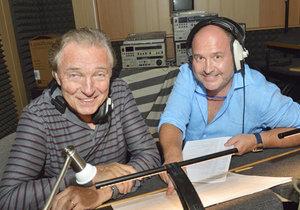 Karel Gott se chce vrhnout do práce s Michalem Davidem.