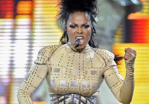 Janet Jackson je těhotná.