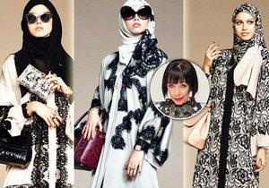 Co na novou kolekci návrhářů D&G říká Františka Čížková?