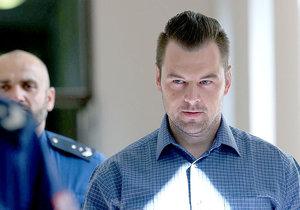 Petr Kramný u soudu