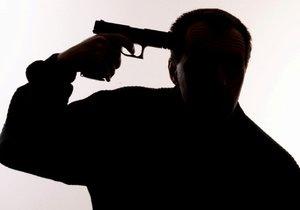 Muž před svými dětmi (5 a 9) zastřelil manželku, pak obrátil zbraň proti sobě