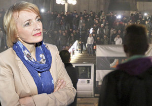 Za své výroky o silvestrovských útocích migrantů v Německu si Žilková údajně vysloužila trestní oznámení.