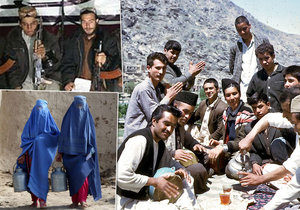 Život v Afghánistánu před 40 lety byl bezstarostný.