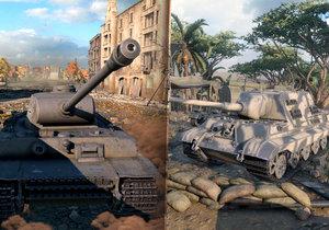 World of Tanks pro PlayStation 4.