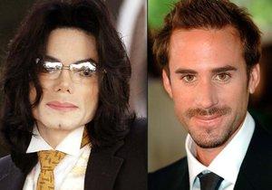 Michaela Jacksona bude hrát Joseph Fiennes.