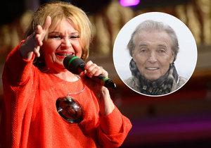 Slovenská zpěvačka Jana Kocianová prozradila tajemství! Byl do ní zamilovaný samotný Karel Gott.