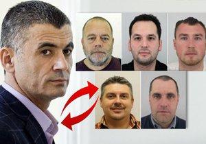 Fajáda zadrželi v Libanonu, Čechy vyslýchají. Letěli tam pro peníze?