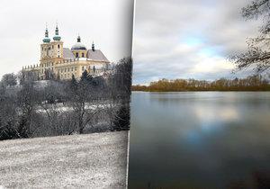 Teplota se po dvou dnech zimy opět vrátí nad bod mrazu. V sobotu bude až 12 stupňů.
