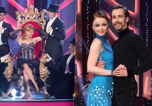 Jitka Schneiderová s Dědíkem byli nejchválenějším párem StarDance. Zvítězila ale Marie Doležalová s Markem Zelinkou.