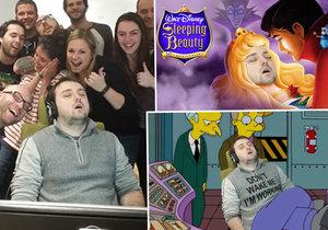 Muž usnul v práci, díky kolegům je z něj hit internetu.