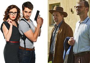 Televizní souboj o sledovanost nových seriálů