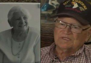 Norwood Thomas se rozhodl setkat se svou láskou, kterou přes 70 let neviděl.