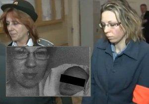 Alžběta byla obviněná z vraždy svého prvního syna. Za vraždu druhého si odpykává 15letý trest.